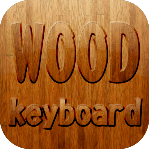 WOOD клавиатура LOGO-APP點子