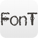 Funny Fonts FlipFont® Free icon