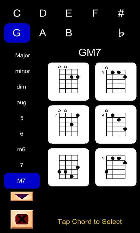 Mandolin Chord Cracker Pro - Android Apps on Google Play