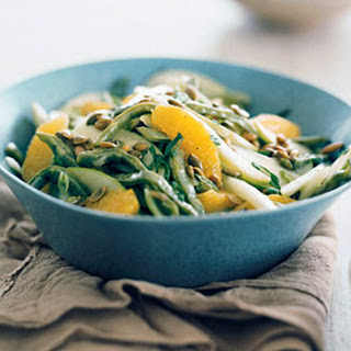 Cactus, Chayote, and Green-Apple Salad