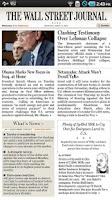 Screenshot of Wall Street Journal (Tab 7)
