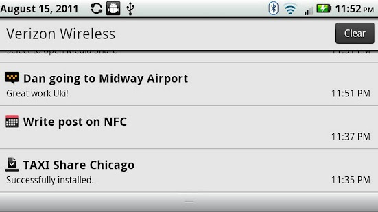 Taxi share - Chicago - screenshot thumbnail
