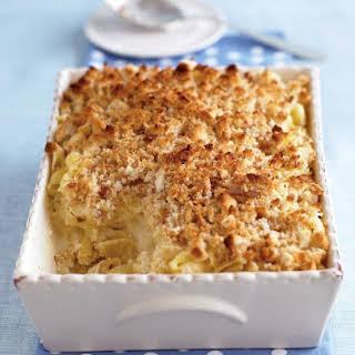 Macaroni and Three Cheeses.