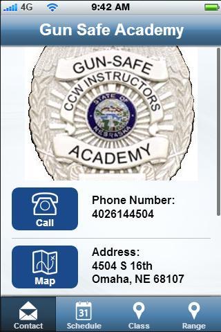 免費教育App Gun Safe Academy 阿達玩APP