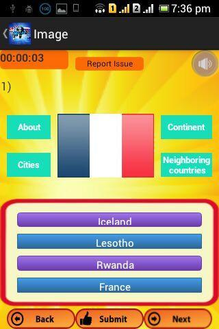 Logo Quiz - Flag and Maps
