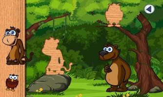 Screenshot of Fun Animal Puzzles Toddler Kid