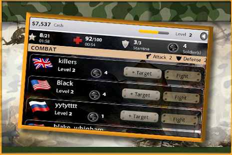 Nations At War - screenshot thumbnail