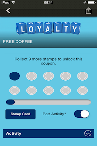 Digital Loyalty Card screenshot 3