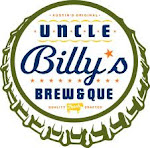 Logo of Uncle Billy's Smokestack Lightning