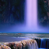 Waterfall HD Live Wallpaper 2