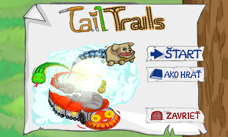 TailTrails- screenshot