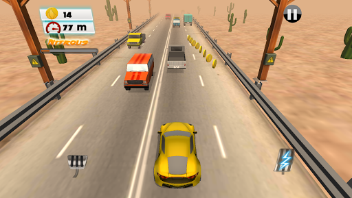Traffic Race - 3D Highway Race