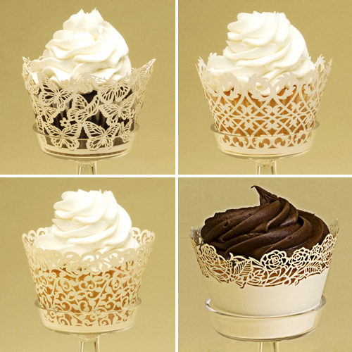 carnival: cupcake wrappers