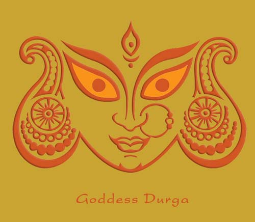 Durga Maa Animated Images