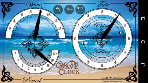 The Wave Clock - Waveclock