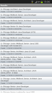 TechFetch Jobs- screenshot thumbnail