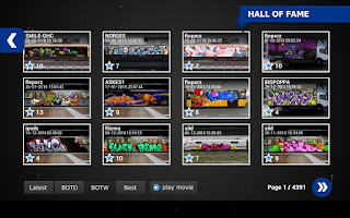 Screenshot of Graffiti Unlimited
