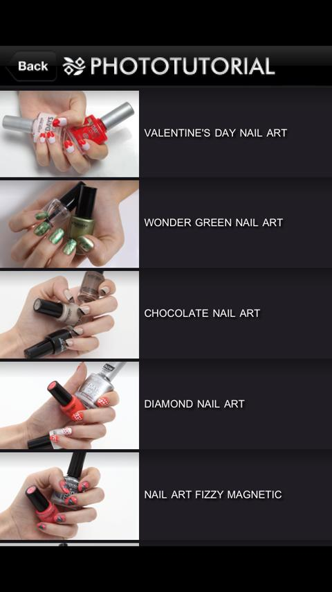 DeborahNails - screenshot