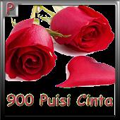 900 Puisi Cinta