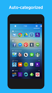Yahoo Aviate Launcher v2.6.1.1
