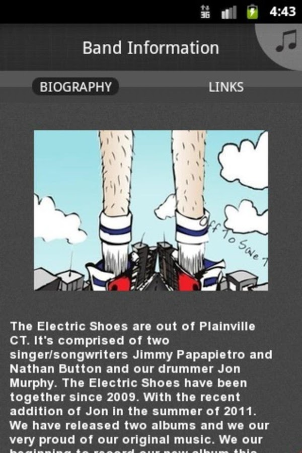 The Electric Shoes - screenshot