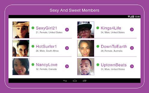 SmooshU - Chat, Date And Love - screenshot thumbnail