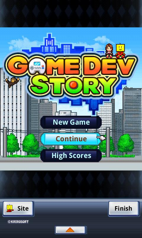 how to play game dev story