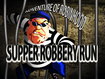 Robin Hood Diamond Robbery Run - screenshot thumbnail
