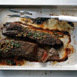 Six-Spice Hanger Steak