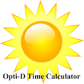 Opti-D Time Calculator