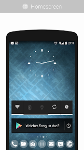 CM11/PA Theme - White- screenshot thumbnail