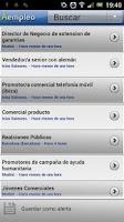 Screenshot of Alerta Empleo - Trabajo