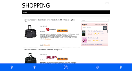 Compare Price shopping