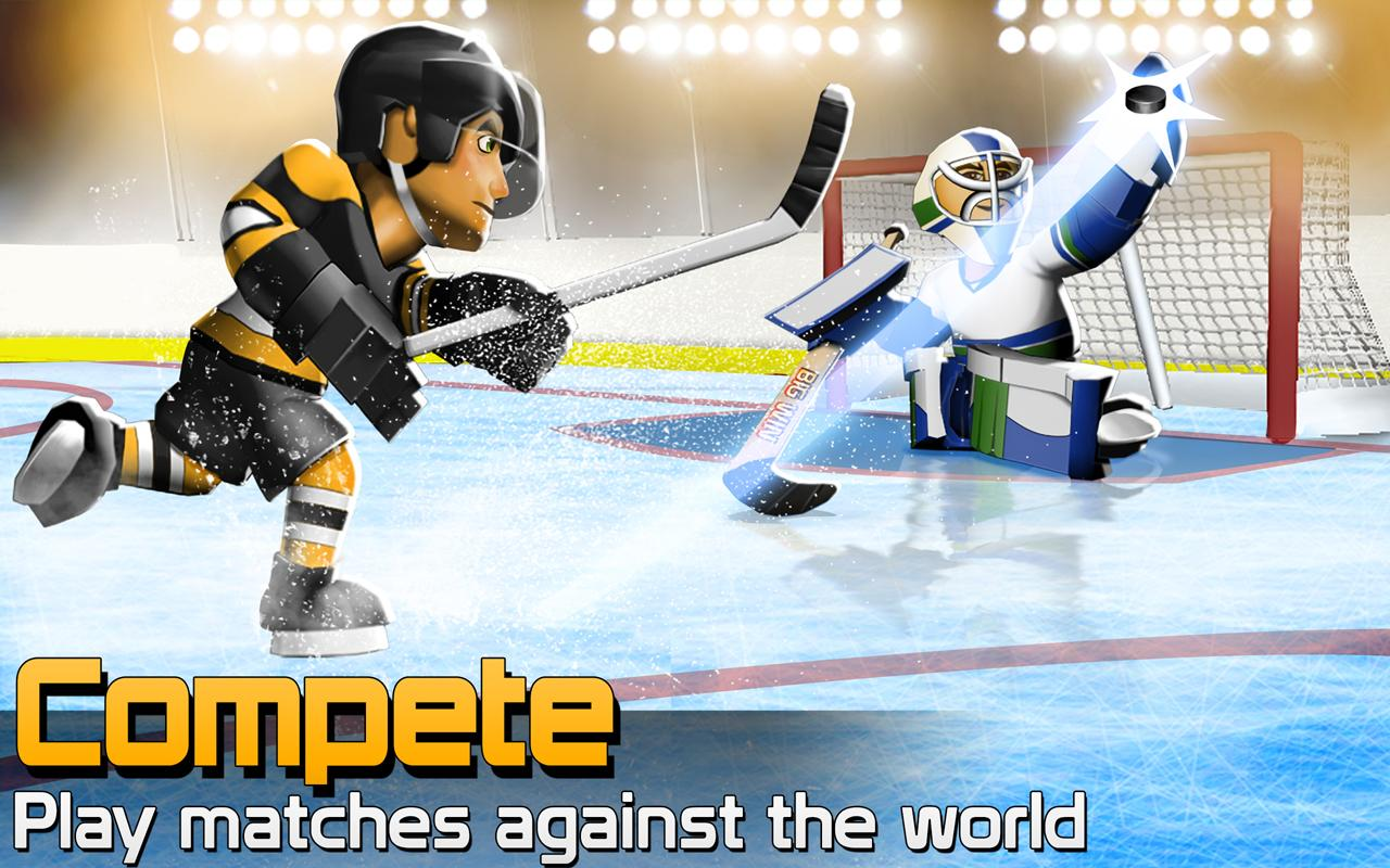 BIG WIN Hockey (Android) reviews at Android Quality Index