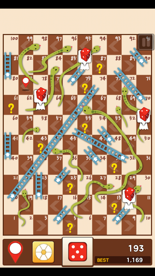 Snakes-Ladders-King 32