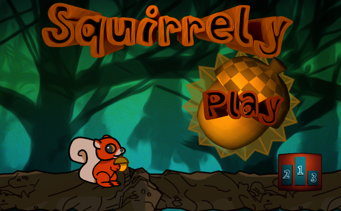 Squirrely- screenshot