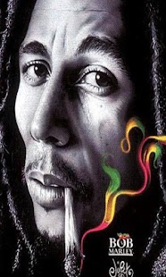 Bob Marley HD Live Wallpaper - screenshot thumbnail