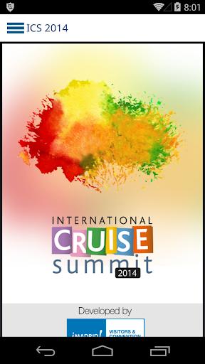 International Cruise Summit 14