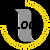 NESTA BRAND Logo Clock-Free