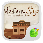 GO KEYBOARD WESTERNSTYLE THEME