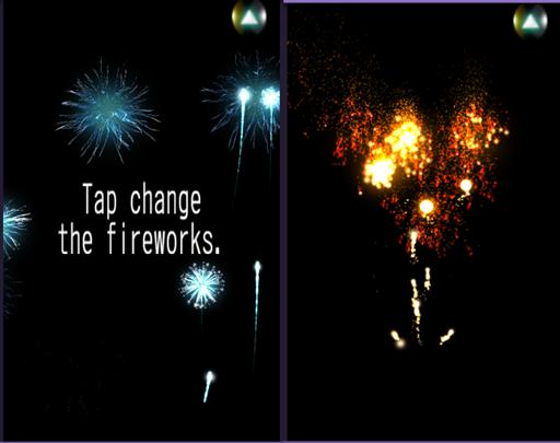 花火カメラ 夏の夜空と花火