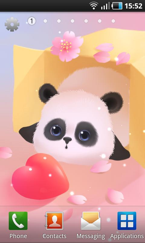 Lovu Panda - screenshot