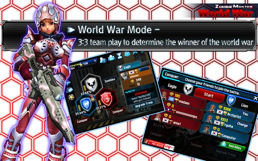 【免費街機App】Zombie Master World War-APP點子
