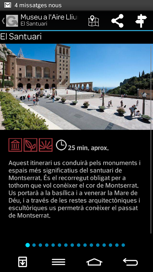 Montserrat official Guide- screenshot