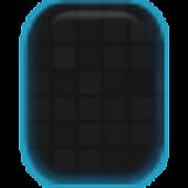KB SKIN - Blue Fusion