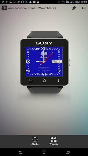 JJW Classic Watchface 3 SW2