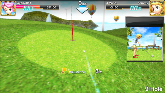 RU golf THD Tegra 4 version- screenshot thumbnail
