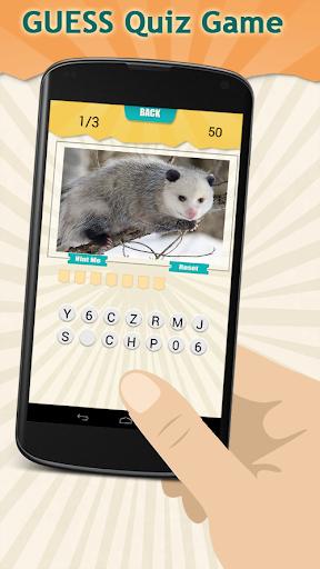 GuessPro: Wildlife Animal Quiz