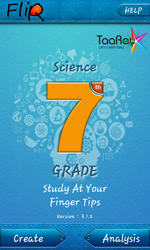 FlipQ Science Grade7 Flashcard