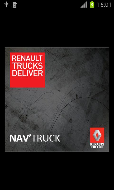 NavTruck - screenshot